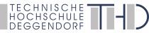 Technischen Hochschule Deggendorf